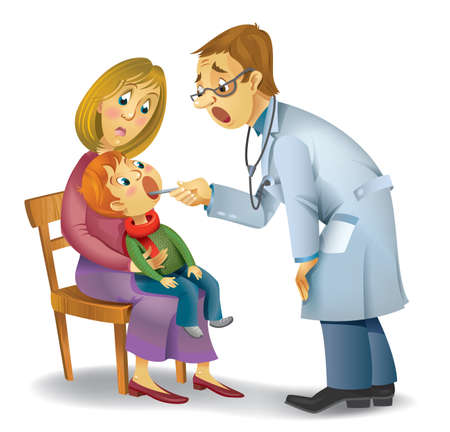 chory: Lekarza rodzinnego