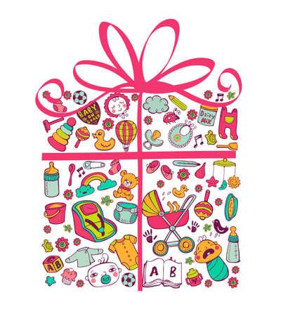 babygirl: Gift for babygirl.