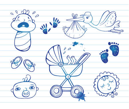 693 Baby Change Stock Illustrations, Cliparts And Royalty Free ...