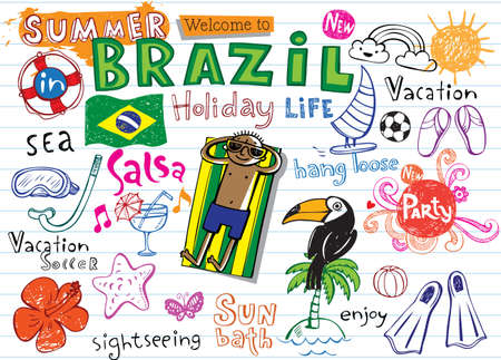 maracas: Summer in Brazil