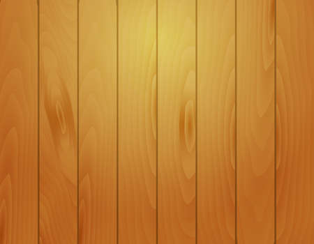 artboard: Vector background of wooden boards