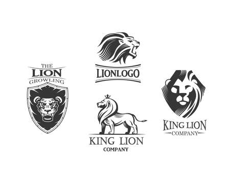 Emblems with Lions