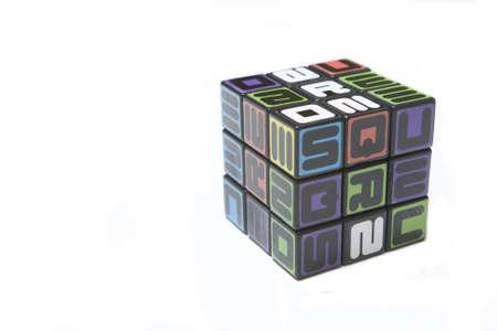 jumbled: Jumbled Cube