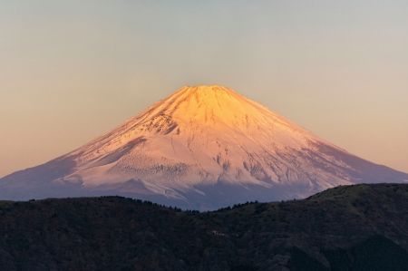 Mount Fuji Sunrise photo