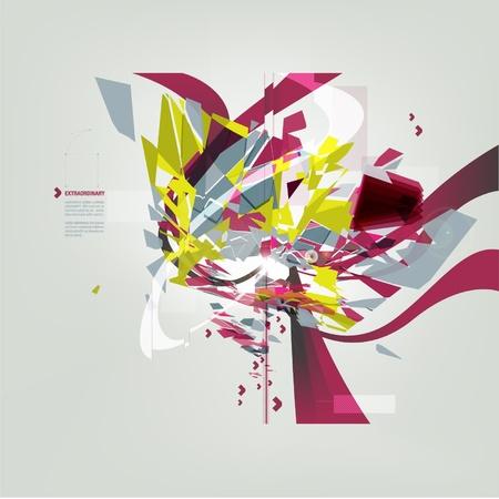 Design Graphic Template Illustration