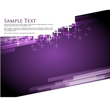 Template Design astratto