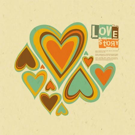 whimsy: I like Love Story Illustration