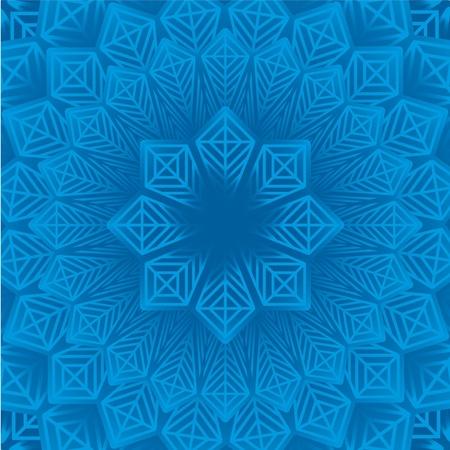 Peacock motif graphique décor de plumes