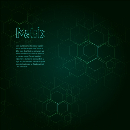 Matrix Web Template