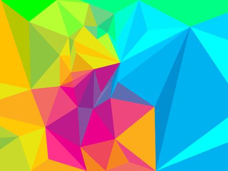 prisma: Vibrant Prisma colorida
