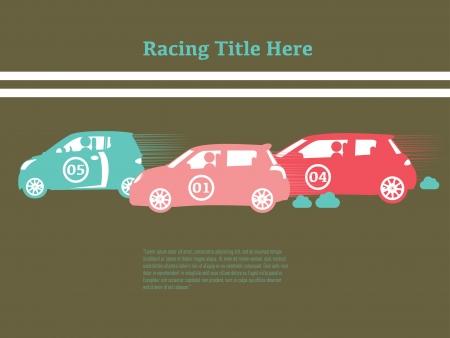 rally car: Car Racing