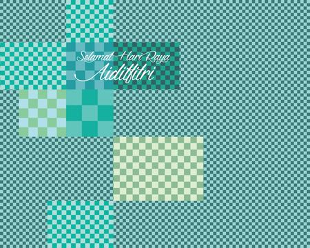 Abstract geometrical pattern Design template
