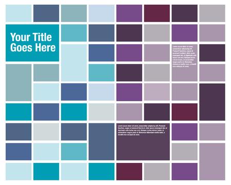 boxy: Boxy Colourful design template