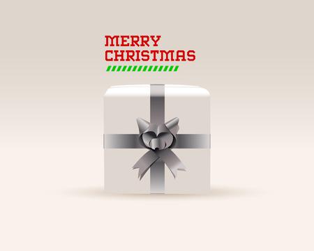 wrap: Wolf Ribbon Gift Wrap Illustration