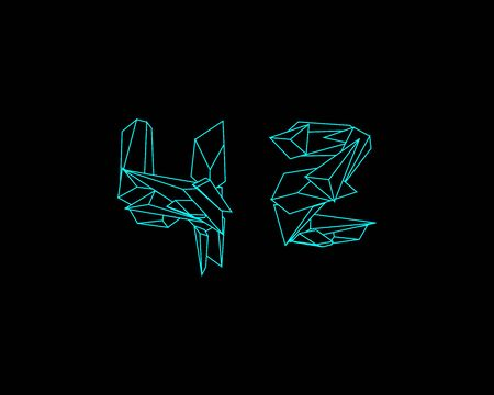prisma: Prisma 3D de fuente - YZ