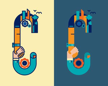 typeface: fonticon typeface - C