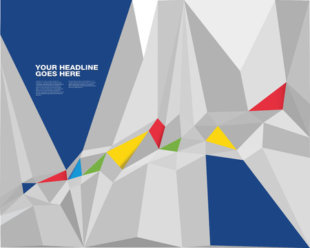 prism: Vibrant Colorful Prism Design Template