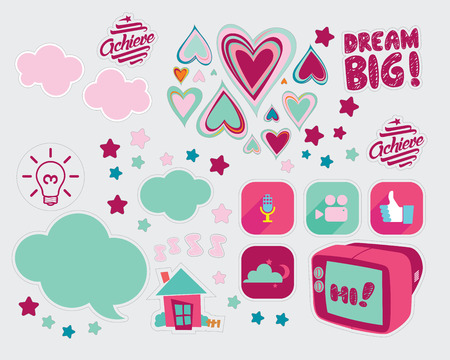 cute house: Sweet and Cute icon
