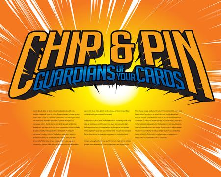 masthead: Chip and Pin masthead