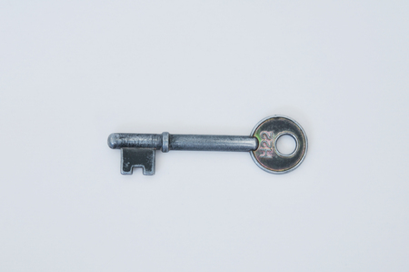 open up: key open up possibilities Stock Photo