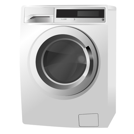 washing machine, electric appliances, Electrical Machine, electrical equipment, vector, illustration