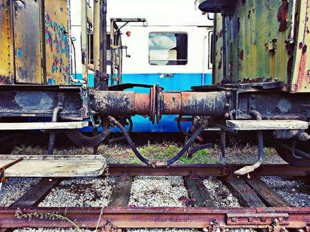 rusty: Rusty wagons
