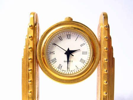 cronologia: Art dec� reloj  Foto de archivo