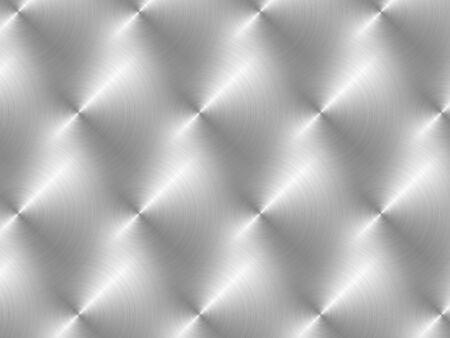 acier bross�?: L'acier bross� (circulaire)