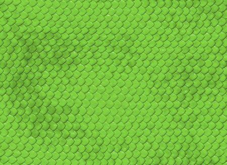 lizzard: Green Snake Skin Texture