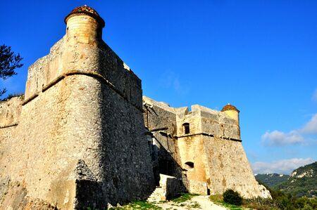 Fort du Mont Alban, France Editorial