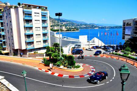 Fairmont Hairpin, Monte Carlo, Monaco,