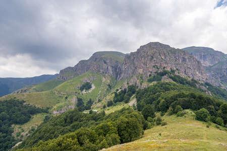 The biggest waterfall in Bulgaria Imagens