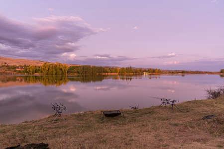 Fishing adventures, carp fishing.