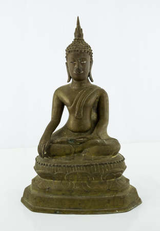 Buddha representing Buddha. With respect to the Buddhist faith, especially in Thailand.