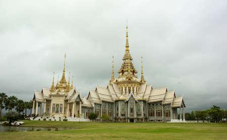 Temple in Nakhonrajasrima Thailand