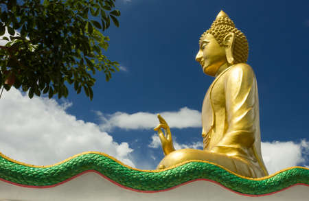 Buddha representing Buddha  With respect to the Buddhist faith especially in Thailand