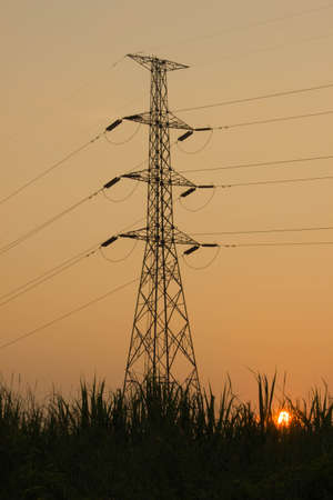 high  power  electricity