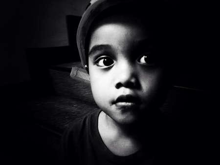 joaquin: The stare