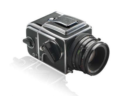 Swedish medium format camera