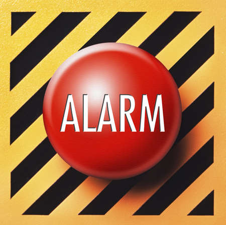 Alarm button Stock Photo - 4469862