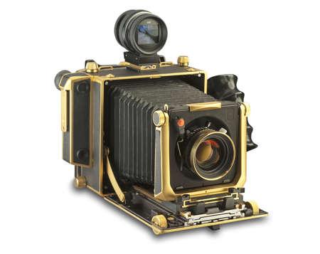 rangefinder: 4x5 press camera with