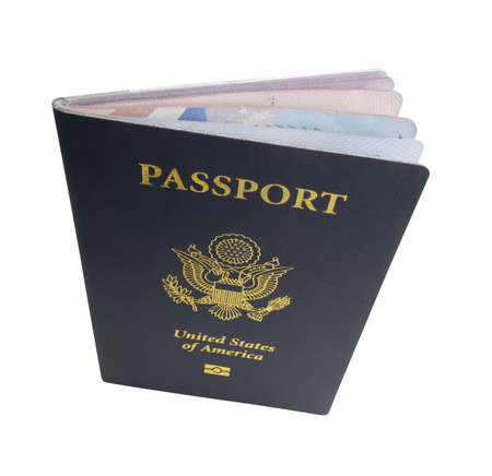 Wide angle us passport