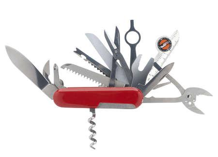 Cuchillo de utilidad  Foto de archivo