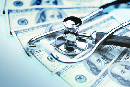 Healthcare cost Stock Photo - 18937111