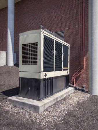 generator: Diesel Backup Generator for Office Building