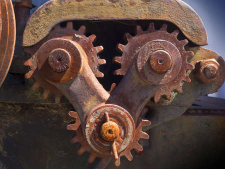 Gears Stock Photo - 21936114