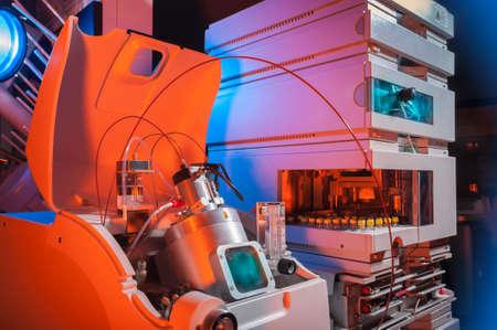 Biotechnology laboratory hardware equipment
