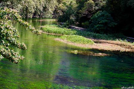 ballad: Fountain of the Vaucluse
