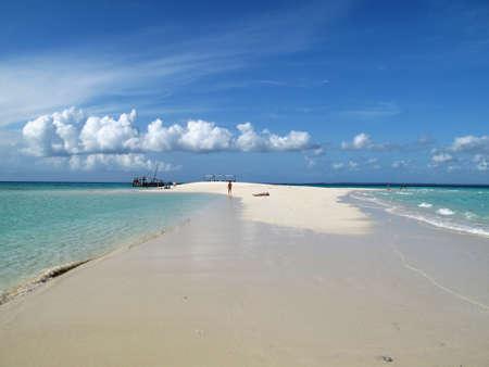 exotics: sea bay Stock Photo