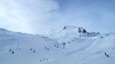 Sammnau Switzerland in winter photo